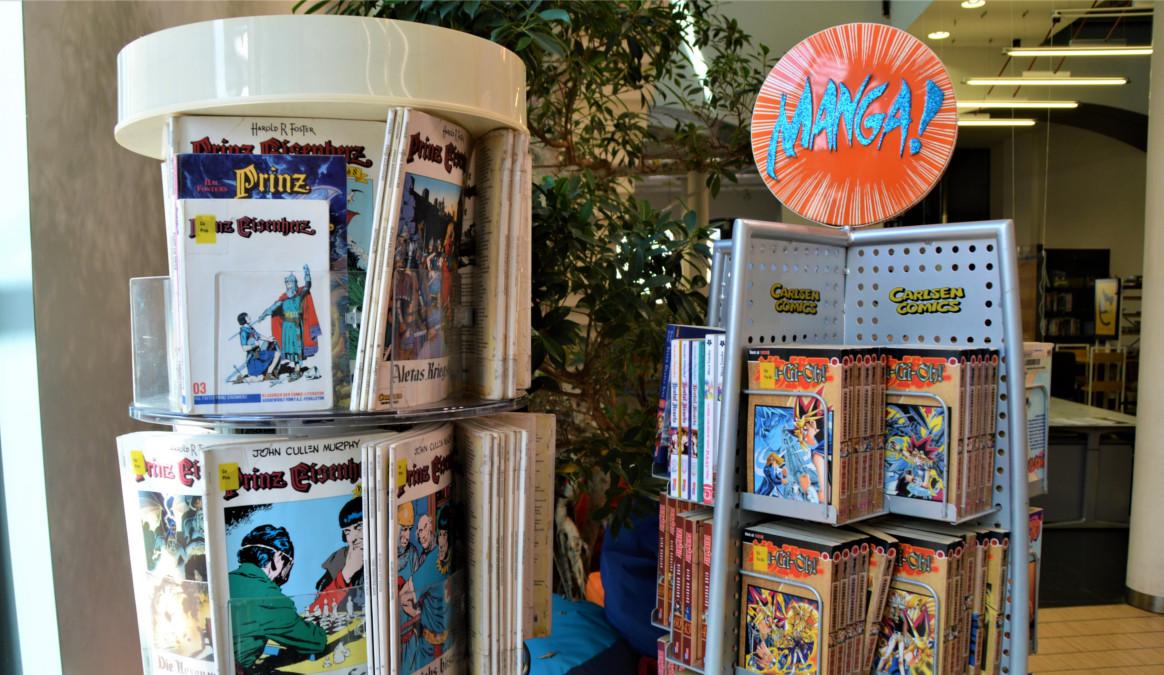 Comics und Cartoons