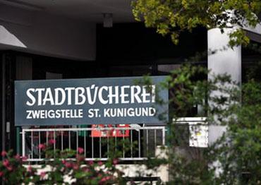 Zweigstelle St. Kunigund in der Seehofstraße 41
