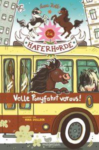 Haferhorde - Volle Ponyfahrt voraus!